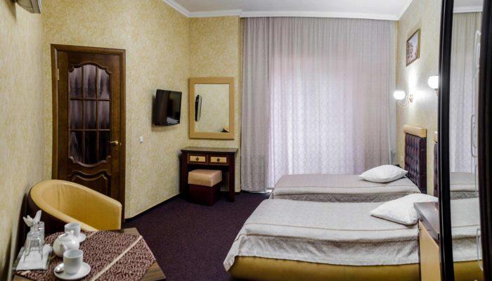 Забронировать номер в отеле Венеция Запорожье