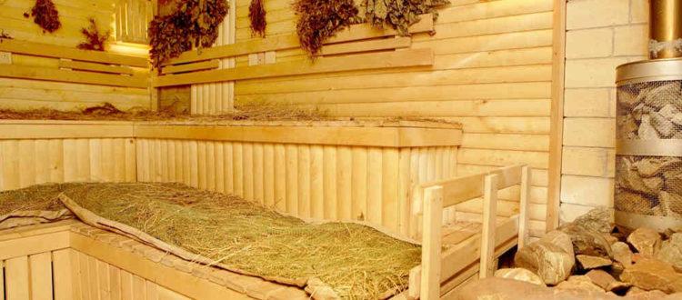 Русская баня на дровах в Запорожье