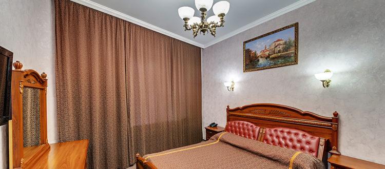 Двухкомнатный люкс Отель Венеция, номер 13