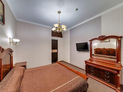 двухкомнатный номер люкс Семейный Отель Венеция, номер 14