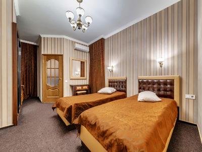 двухместный номер эконом - Отель Венеция, номер 14 с