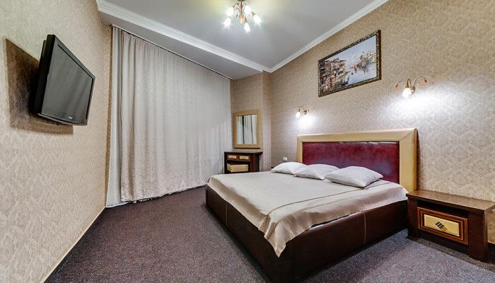 Семейный двухкомнатный номер люкс Отель Венеция, номер 4