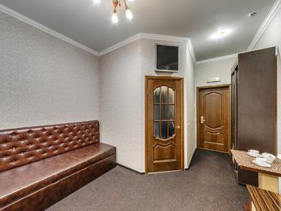 Двухкомнатный люкс Отель Венеция, номер 4