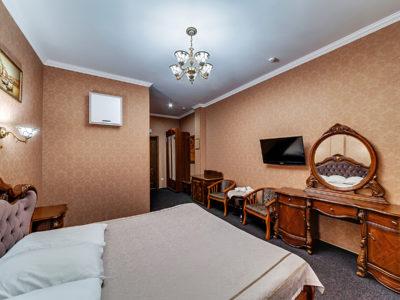 Номер стандарт Отель Венеция, номер 2
