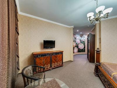 Президентский номер люкс Отель Венеция, номер 18