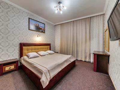 Двухкомнатный люкс Отель Венеция, номер 5