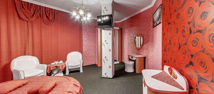 романтический номер полулюкс для новобрачных Отель Венеция, номер 6