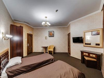 Номер полулюкс с раздельными кроватями Отель Венеция, номер 10