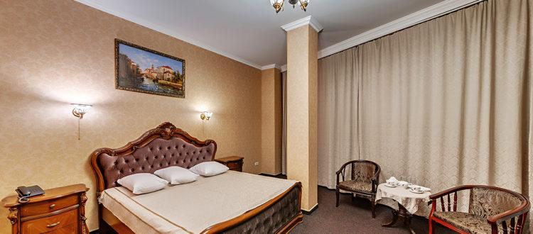 Апартаменты номер люкс Отель Венеция, номер 9