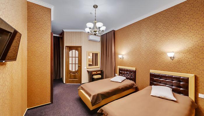 двухместный номер эконом - Отель Венеция, номер 5 с